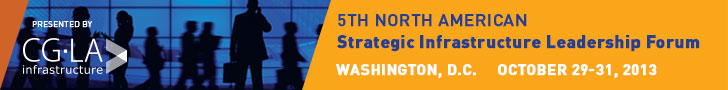 CG-LA 5th North American Strategic Infrastructure Leadership Forum