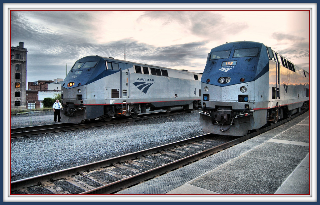 Amtrak photo